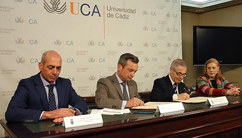 La UCA y Navantia crean la Cátedra José Patiño Rosales para intensificar su relación académica y de transferencia