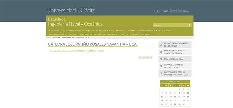 UCA y Navantia organizan las I Jornadas en Tecnologías Avanzadas de Soldadura